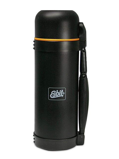 Esbit Termoflaske XL, 1500ml sort